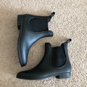 Rubber Chelsea boot from Nordstrom